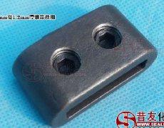 精铸钢扣(钢带扣)30mm宽钢带卡子
