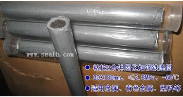 D601水管带压胶泥堵棒